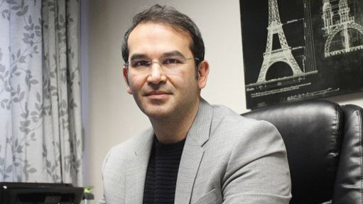 UFS Department of Engineering Sciences lecturer  Dr Abdolhossein Naghizadeh