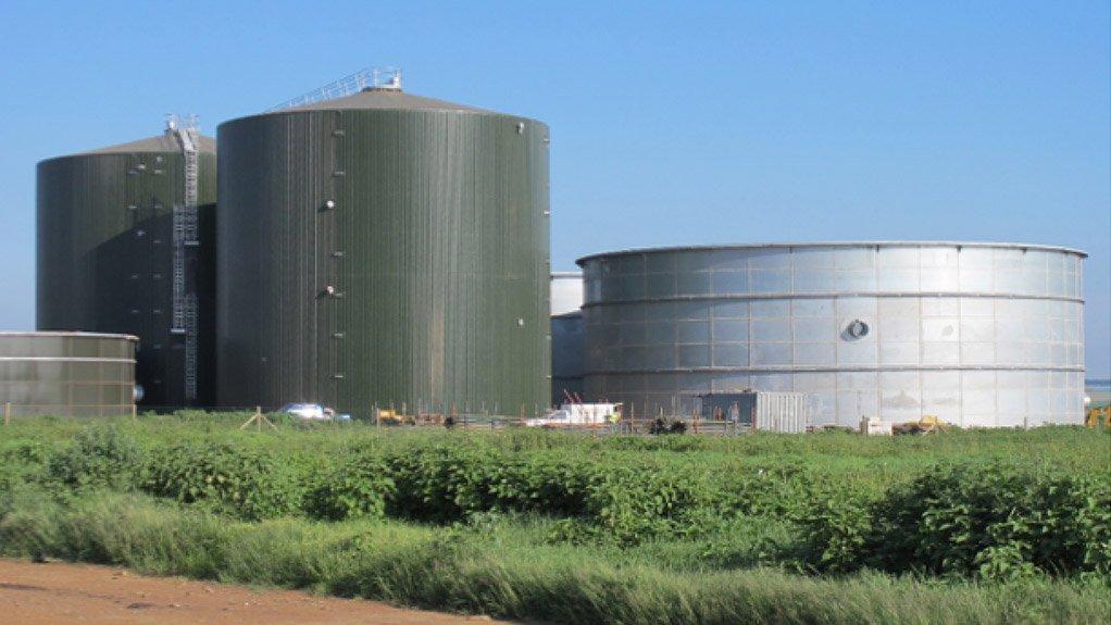 Bronkhorstspruit Biogas Plant