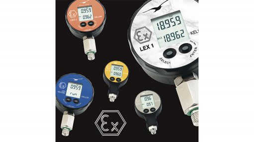 GEOTECH SAVVY  Keller's type LEO 1 Ei and LEO 2 Ei electronic pressure gauges feature microprocessor-assisted compensation