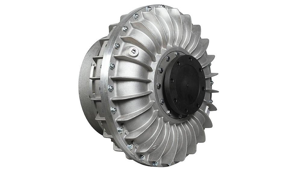 HYDRAULIC POWER The impellers perform like a centrifugal pump and a hydraulic turbine
