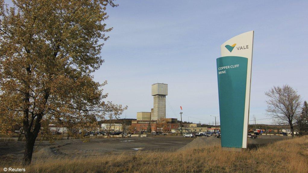 Strike at Vale's Sudbury operation strains battery nickel supply