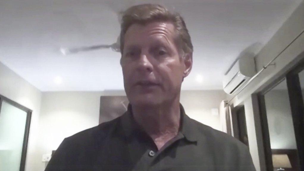 Rainbow Rare Earths CEO George Bennett