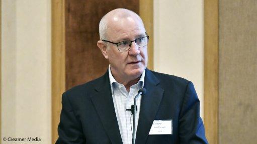 Aveng CEO Sean Flanagan