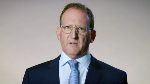 Glencore CFO Steven Kalmin