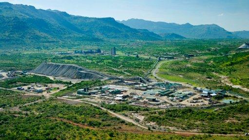 Modikwa mine, South Africa