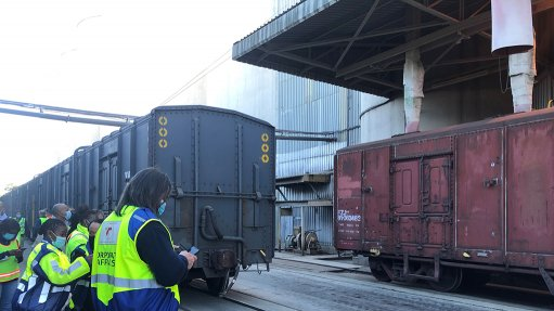 LAUNCH OF GRAIN EXPORT Long-term sector growth can increase exports
