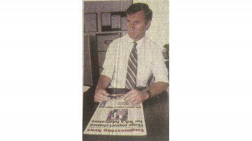 Celebrating 40 years with Martin Creamer