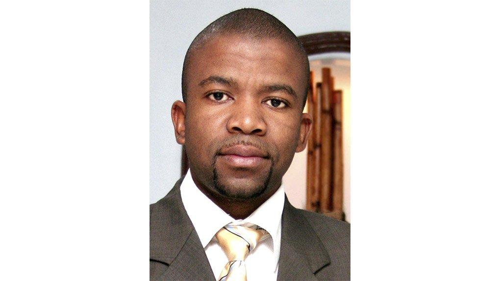 Bluedrop Energy CEO Kenneth Maduna