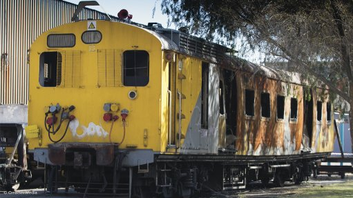 PRASA's capex programme has failed to meet its targets, renewed roll-out effort started –Matthews