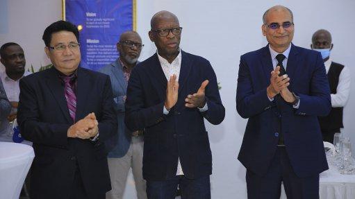 Launch event for Tata Côte d'Ivoire's new premises