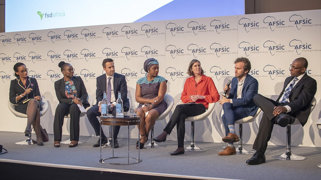 Panel discussion at AFSIC Investing in Africa event