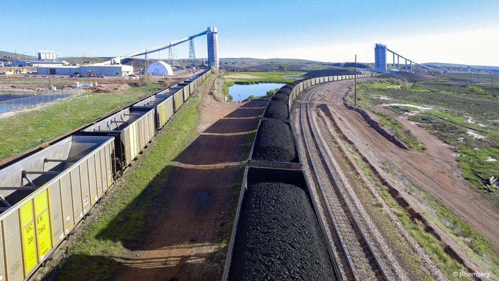 Picture showing Peabody Coal's operations in the United States.