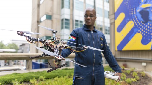 Wits drone developers reach new heights for good