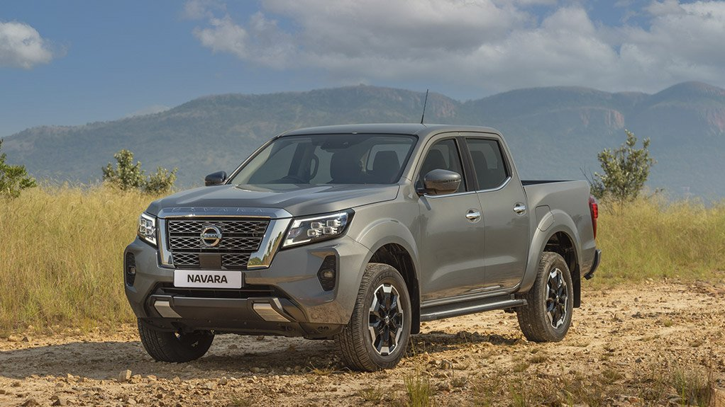 First Nissan Navara vehicle manufactured in South Africa
