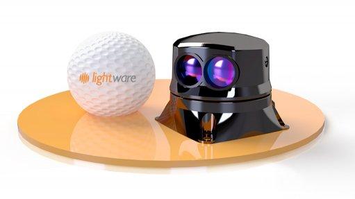 Image of the SF45 microLiDAR from LightWare LiDAR