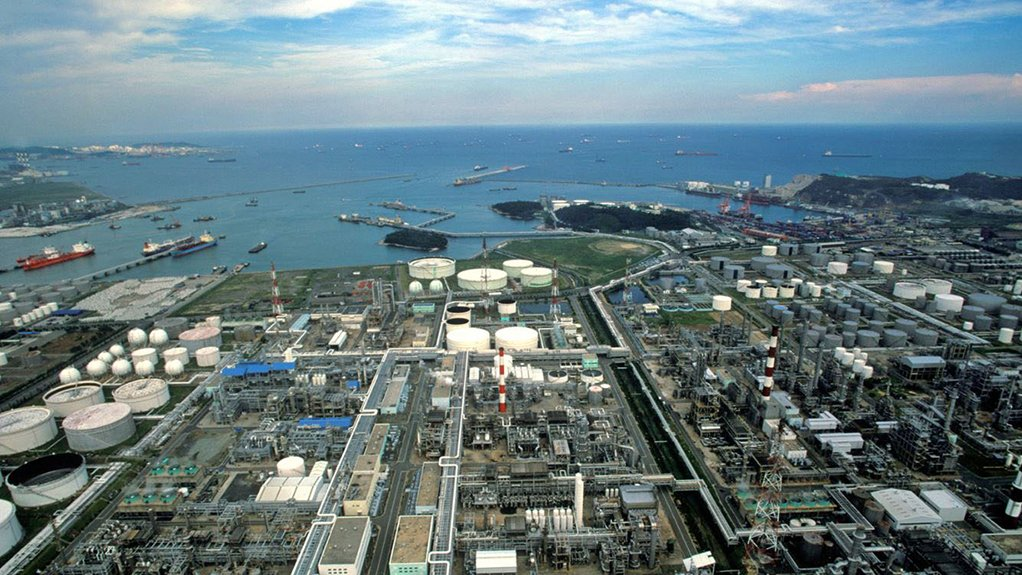ONSAN REFINERIES AND PORT INFRASTRUCTURE Domestic companies have focused on refining