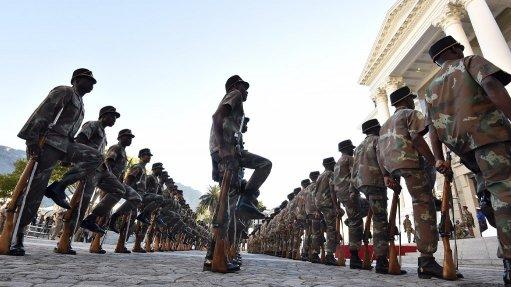SANDF deploys soldiers in Gauteng and KwaZulu-Natal