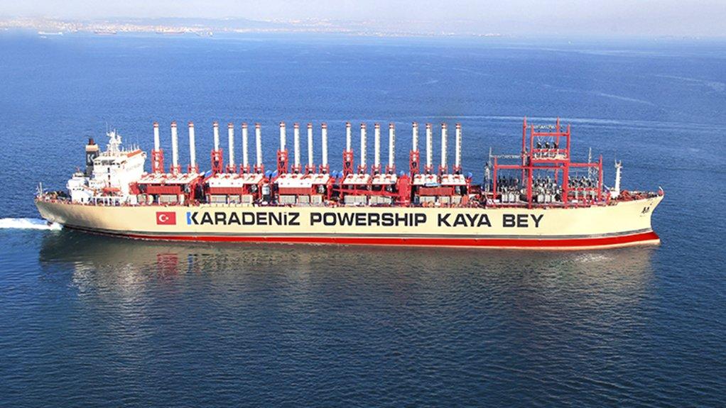Image of a Karpowership