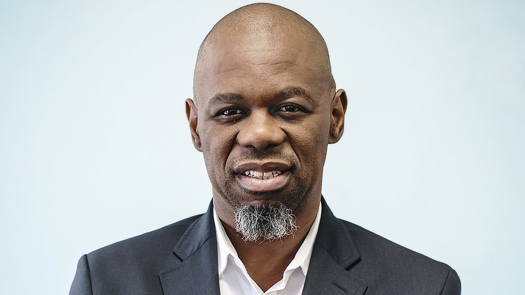 Photo of Shell South Africa country chairperson Hloniphizwe Mtolo