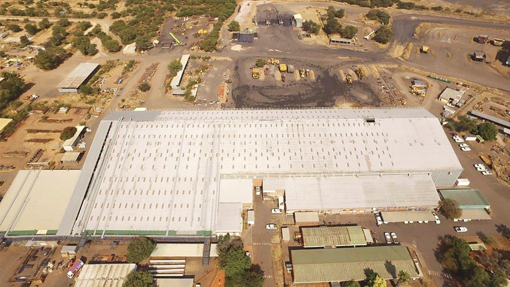 Image of diesel central workshop