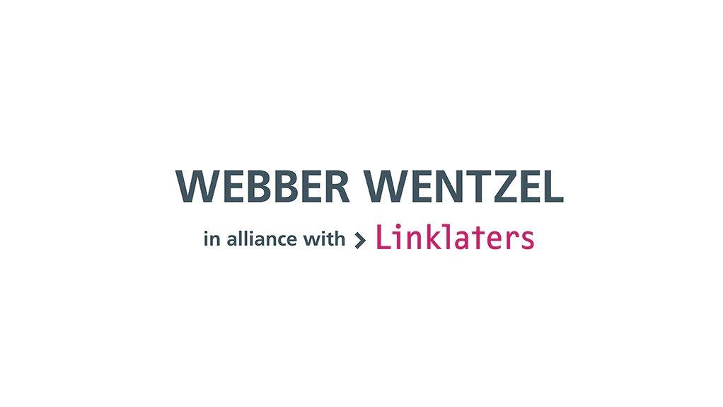 Webber Wentzel logo