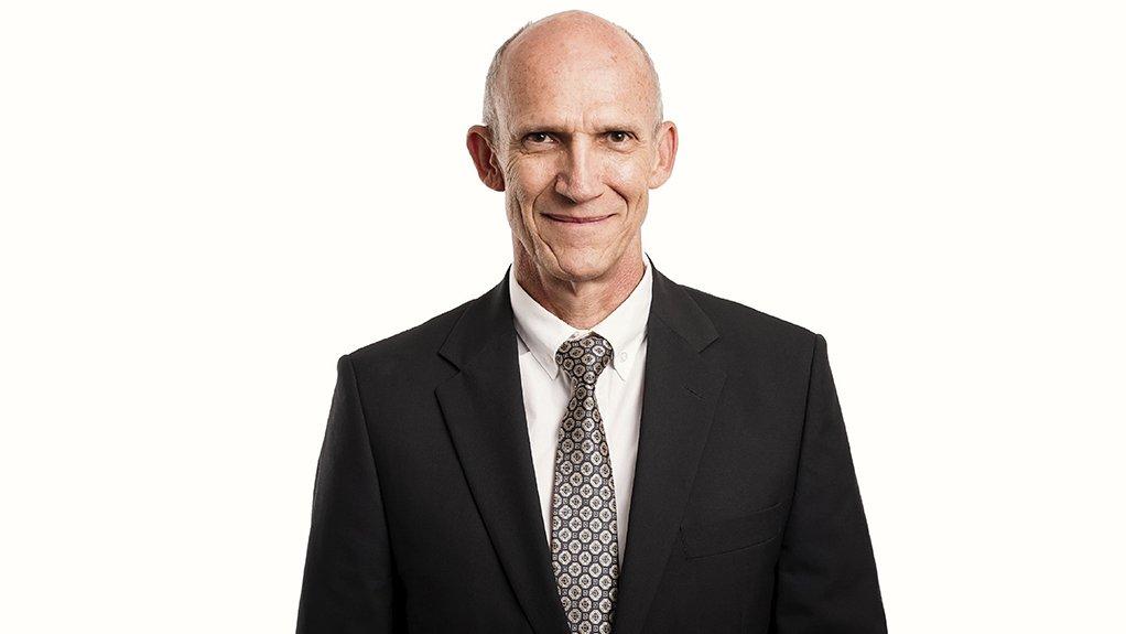 AfriSam cementitious executive Hannes Meyer