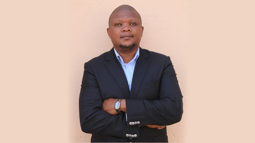 An image of Fanele Mondi, the CEO of the Energy Intensive User Group