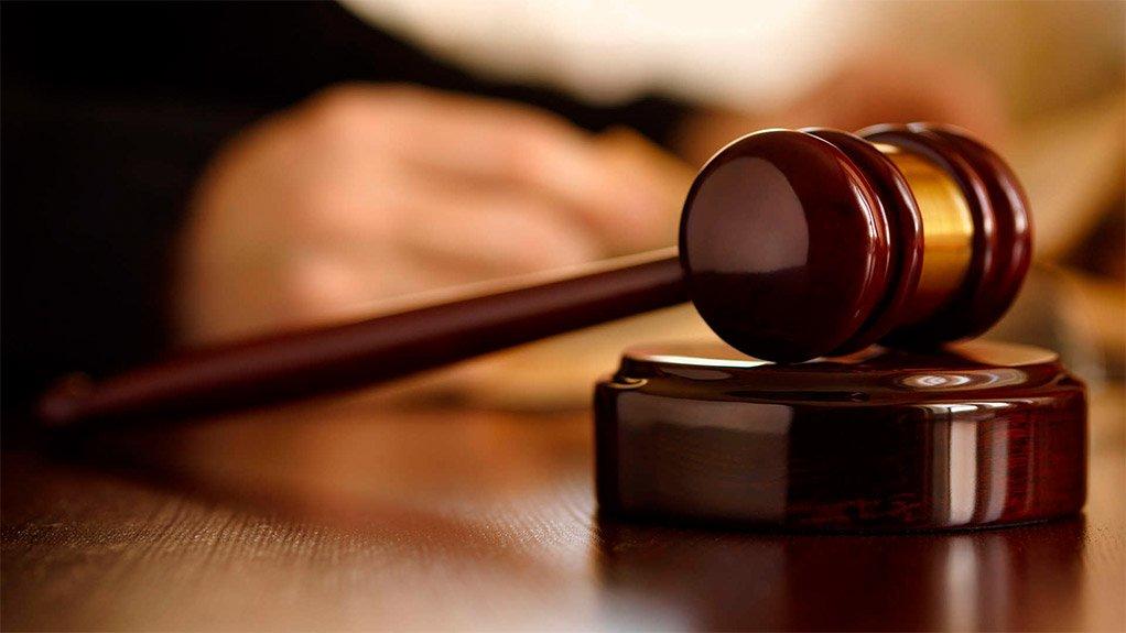 Legal gavel