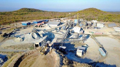 Pic/Image of Shanta Gold's New Luika mine, in Tanzania.