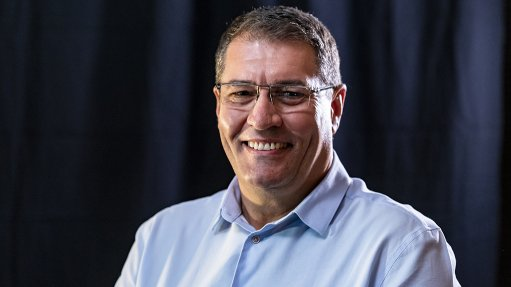 This is a picture of Errol Smart, CEO of Orion Minerals, who is also chair of Minerals Council junior miner leadership forum.