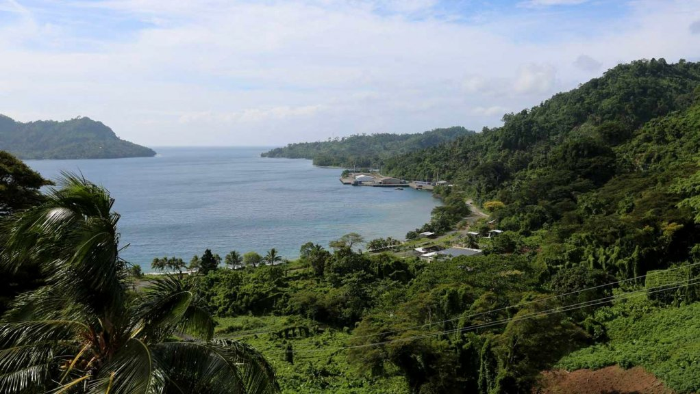 Rio strikes a deal with Bougainville community