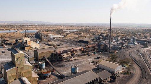 Bushveld Minerals' Vametco plant