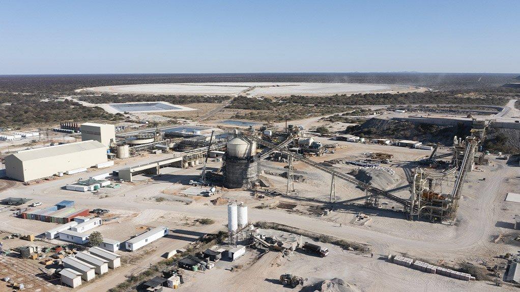 Image of Boseto Processing Facility