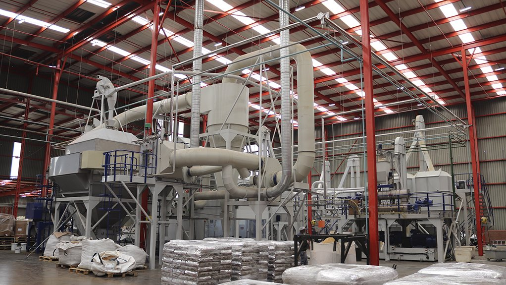 Pic/Image of inside Montego Rosslyn Factory