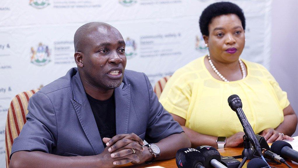 eThekwini Mayor Mxolisi Kaunda
