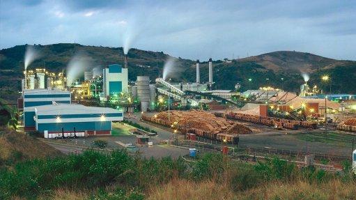 Sappi's Saiccor Mill