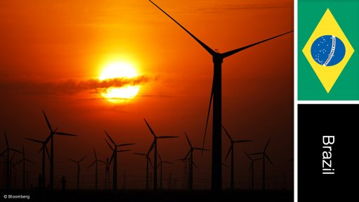 Oitis onshore wind farm complex, Brazil