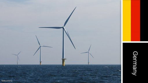 Baltic Eagle offshore wind project, Germany