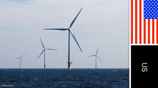 Kitty Hawk offshore wind farm, US