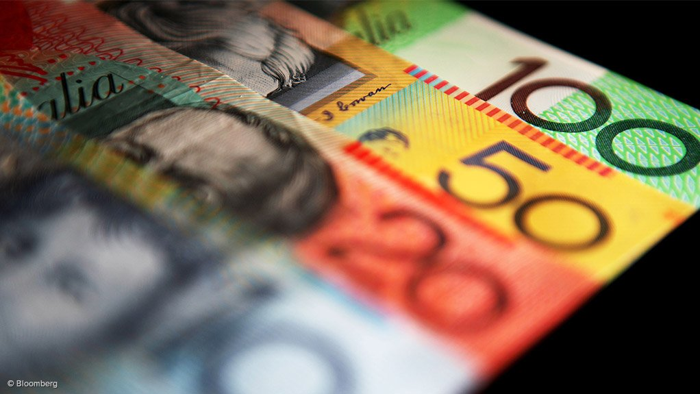 Image shows Australian currency