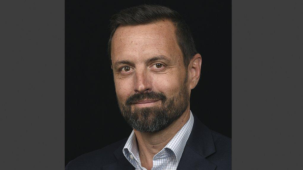 A photo of AGCO Africa sales head Felix Seitz