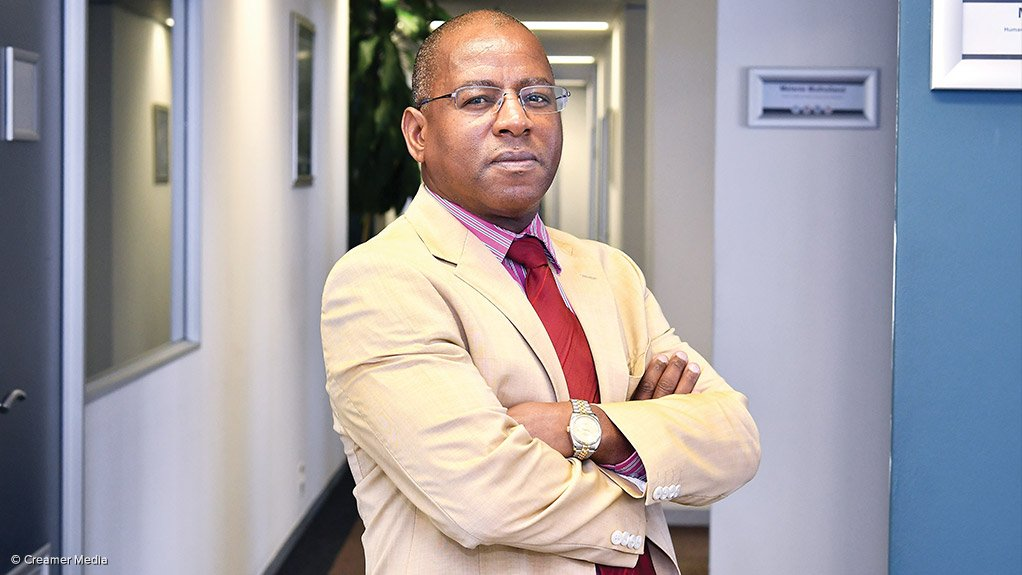 Seifsa outgoing CEO Kaizer Nyatsumba