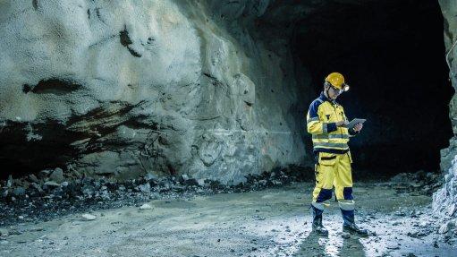Image of Boliden Minerals' Kristineberg mine in Sweden