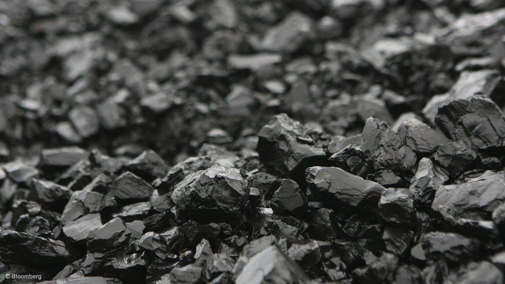 An image of coal