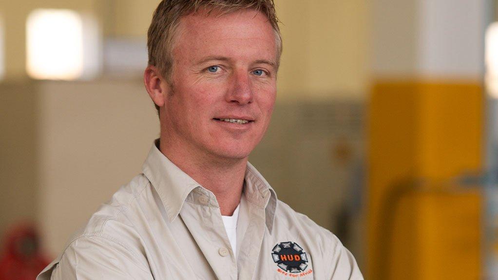 Image of David Huddy