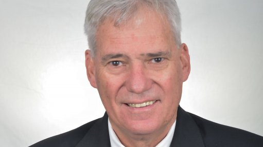 Image of Mike Wells Managing director at Murray & Roberts Cementation