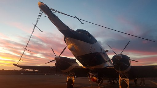 Image of SPECTREM AIR Operates one of the most advanced fixed-wing airborne geophysical systems