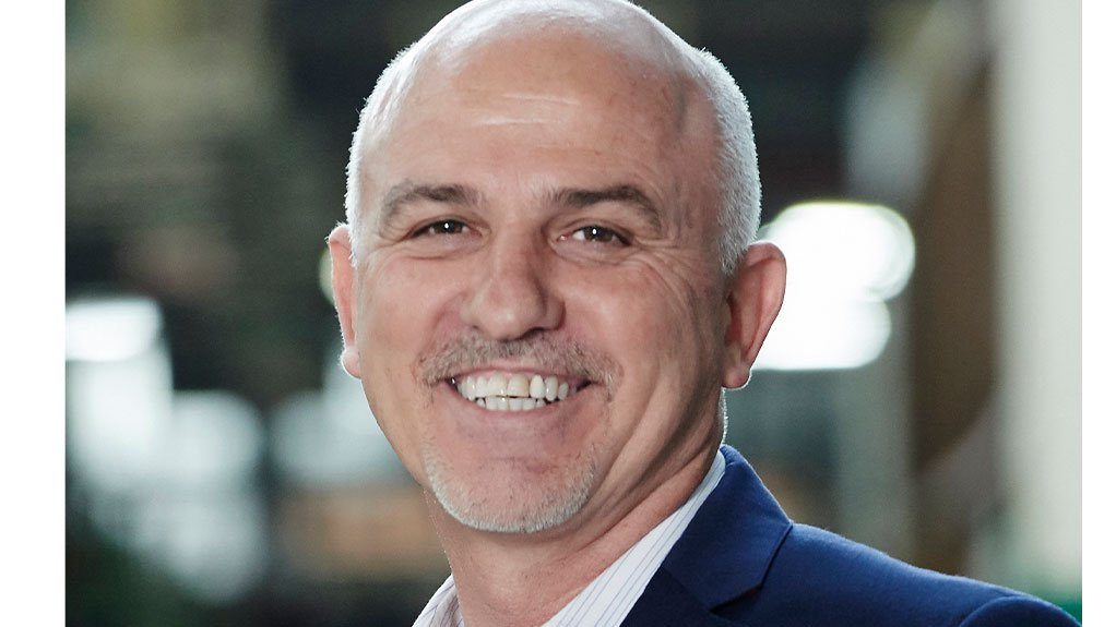 Image of Silvio Ceriani, Group CEO, BBF Safety Group.