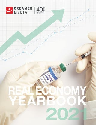 Real Economy Yearbook Cover