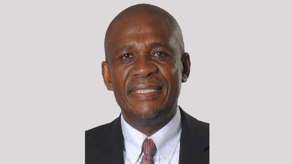 An image of AECI chairperson Dr Khotso Mokhele